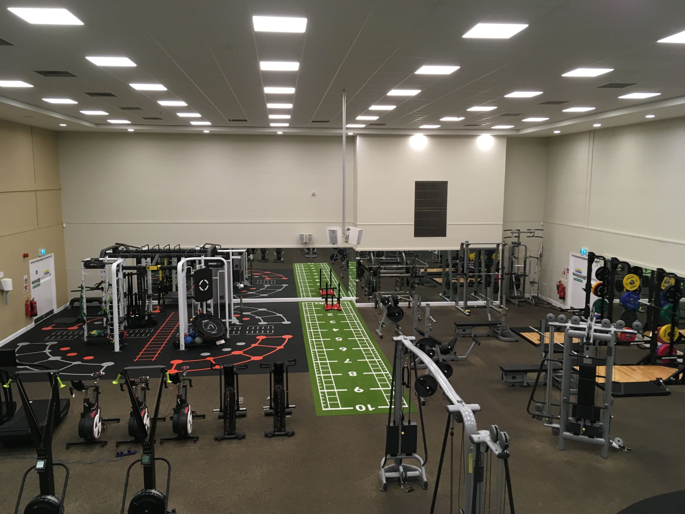 Leisure Centre Refurbishment