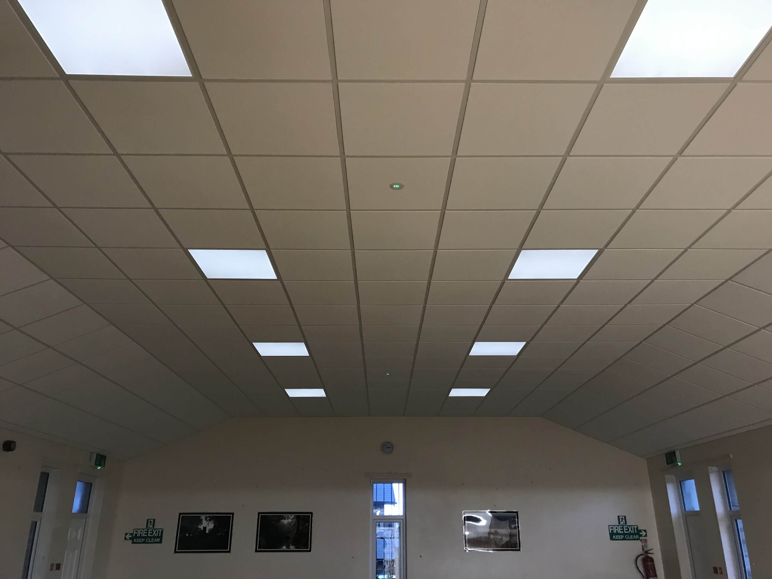 Energy Efficient Dimmable LED Lighting